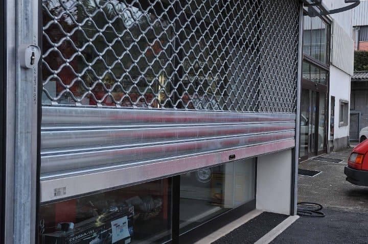Riparazione e sostituzione serrande per negozi